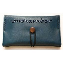Καπνοθήκη Tεχνόδερμα Simona Μπλε 997-68
