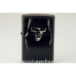 Zippo Death Black 28436