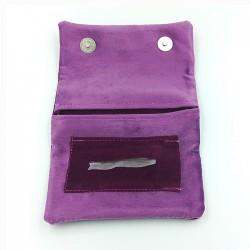 Χειροποίητη Καπνοθήκη Velvet Purple
