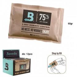 Υγραντικό Gel Boveda 75% Humidity