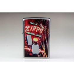 Zippo Αναπτήρας Home Of Zippo