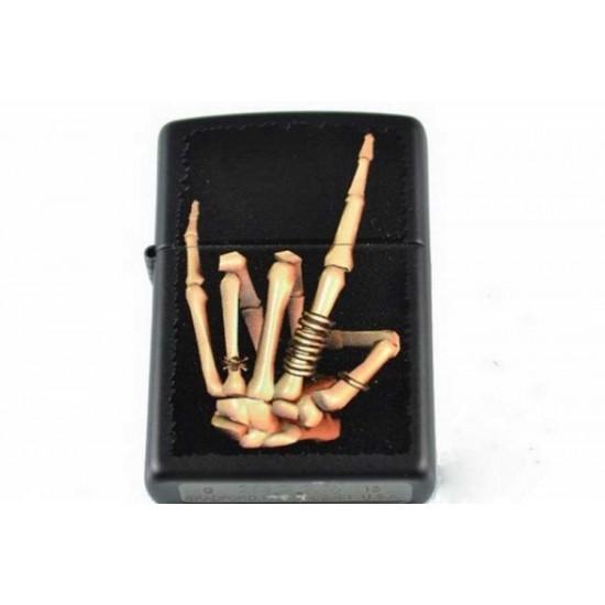 Zippo Hand Skeleton 28436
